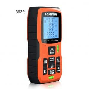 Lomvum Laser Distance Measure