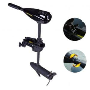 NOPTEG Thrust Electric Trolling Motor