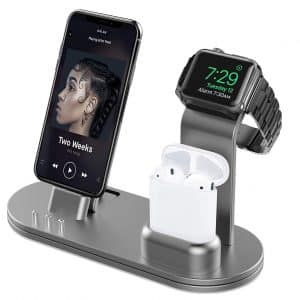 OLEBR Charging Stand for iWatch 4 Stand