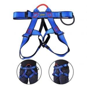 UCEC Climbing Harness Rappelling Equipment Safe Seat Belt