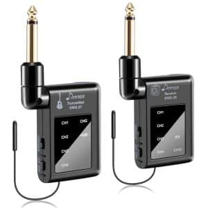 Donner Rechargeable Wireless Guitar System, DWS-2