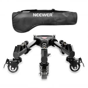 Neewer Professional Tripod Dolly