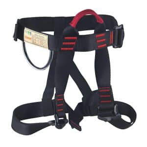 Oumers - Climbing Harness Seat Belts for Tree Climbing, Mountaineering