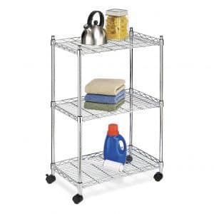 Whitmor Supreme 3-Tier Cart
