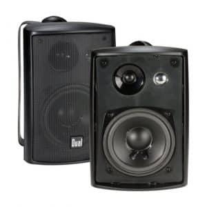 Dual Electronics Speakers