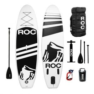 Roc Inflatable Paddle Board