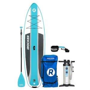 Irocker Inflatable Paddleboard