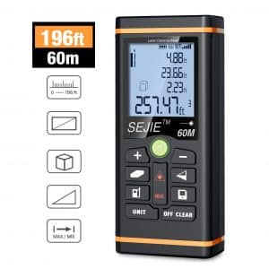 ESYWEN Measure Laser Distance Meter