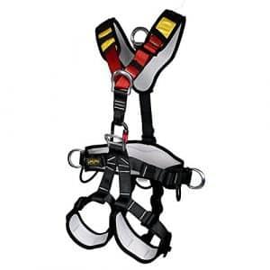 YaeCCC Climbing Harness Belt for Rock Climbing, Fire Rescue