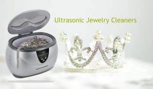 Ultrasonic Jewelry Cleaners