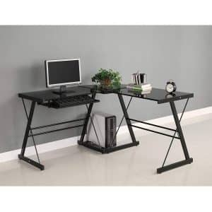 Walker Edison 3-Piece Corner Desk