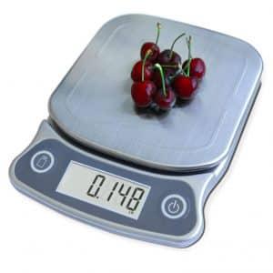 EatSmart EES1011 15 lb. Elite Precision Digital Kitchen Scale