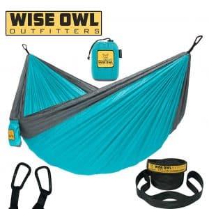 Wise Owl Outfitters Hammock & Double Camping Hammocks Gear
