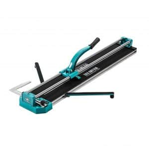 "CO-Z Tile Cutter 40"" with Adjustable Laser Guide"