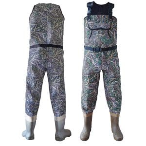 Foxelli Neoprene Fishing Waders