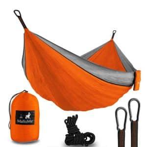 MalloMe Double XL Parachute Hammock Camping