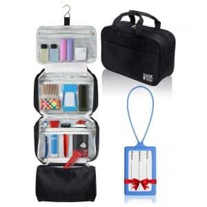 Premium Hanging Toiletry Bag Travel Kit