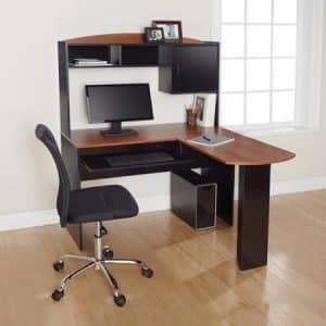Corner L-Shaped Office Desk