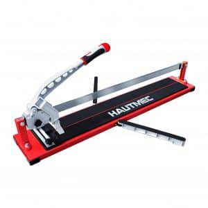HAUTMEC 32-Inch Tile Cutter for Porcelain & Ceramic Tiles