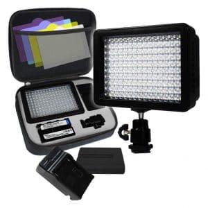 LimoStudio 160 LED Video Light