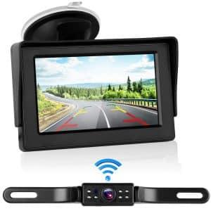 iStrong Wireless Backup Camera and monitor kit