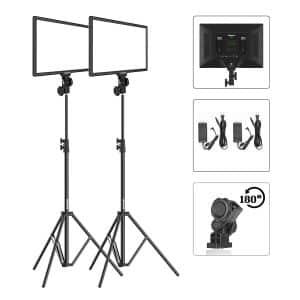 Bi-color Led Video Light Stand