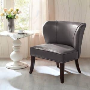 Madison Park Leather Accent Chairs