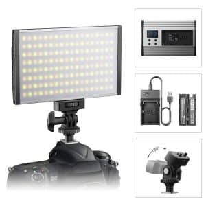 ESDDI LED Camera Video Light Panel