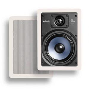 Polk Audio In-Wall 6.5-inch Speakers