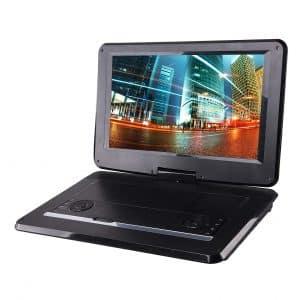 """Sylvania 15.6"""" Portable DVD Player"""