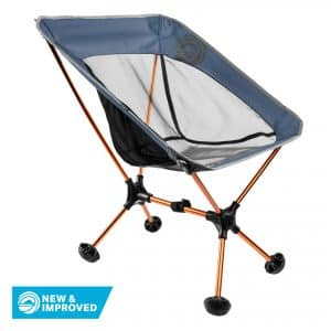 WildHorn Outfitters Portable Camp Chair - Compact and Heavy Duty