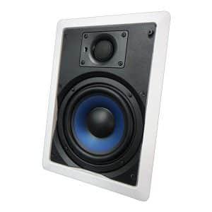 652W Silver In-Wall Speaker