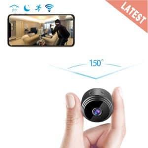 AREBI Spy Camera Wireless Hidden WiFi Camera