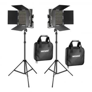 Neewer 2 Pieces 660 LED Video Light