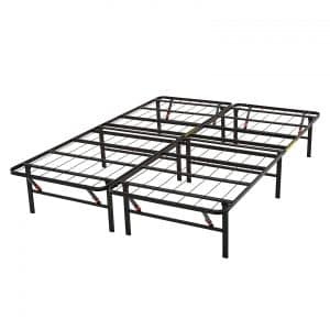 Amazon Basics Foldable Bed Frame