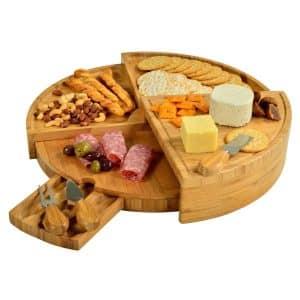 Picnic at Ascot Bamboo Cheese Board – USA