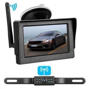 Emmako wireless Backup Camera and monitor