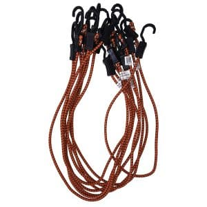 Kotap Adjustable 10-Piece 48-Inch Bungee Cords