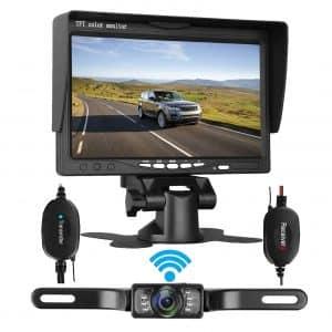 LeeKooLuu Wireless Backup Camera System