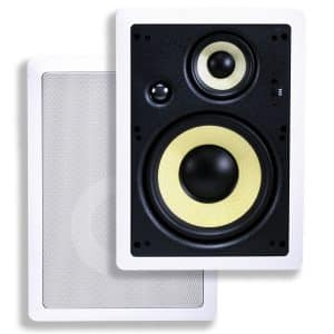 Monoprice Caliber In-Wall Speakers