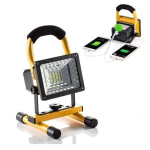 Hallomall Spotlights Outdoor 15W 24LED Work Lights