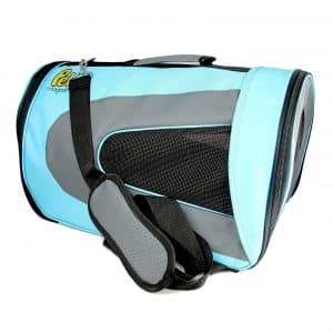 Pet Magasin Luxury Soft-Sided Pet Carrier