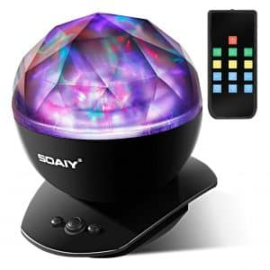 SOAIY LED Might Light Projector upgraded version