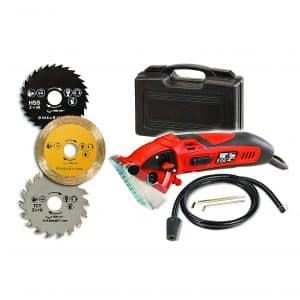 Official ROTORAZER Compact Circular Saw