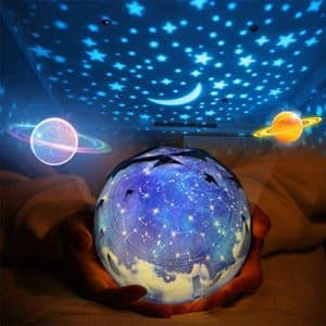 Elmchee Star Night Light Projector