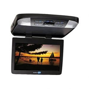Audiovox 13.3-inches Digital LED with Built-in DVD Player