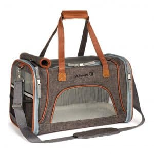 Mr. Peanut's Airline Approved Soft-Sided Pet Carrier