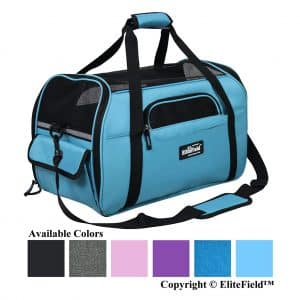 Elite Field Soft-Sided Pet Carrier