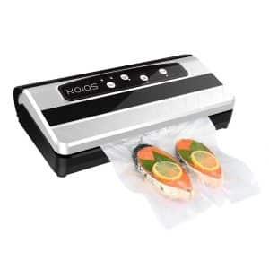 Enhanced KOIOS TVS Vacuum Sealer
