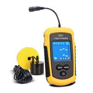 LUCKY Handheld Portable Fishing Kayak Fish finder